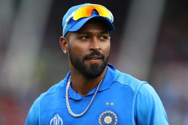 Hardik Pandya hits the net ahead of South Africa series