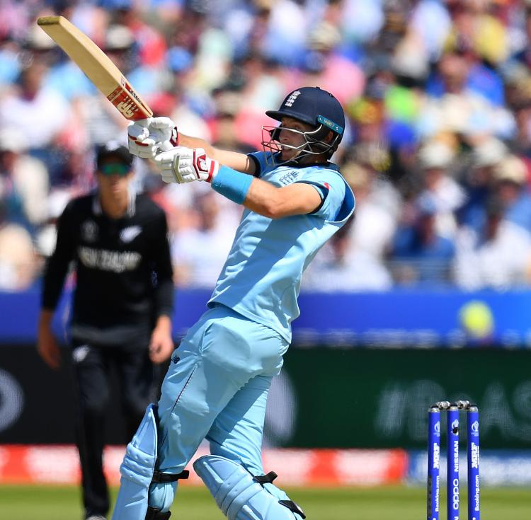 Joe Root is feeling confident that both recent and distant history have the tournament hosts ready for revenge