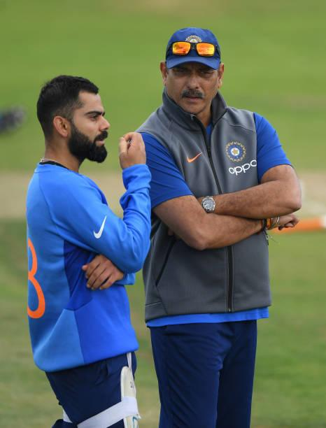 Six candidates shortlisted by the BCCI for Indian cricket team head coach position