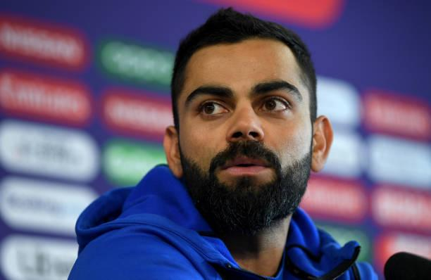 WWE star John Cena posts hilarious picture of Virat Kohli after India reached semi-final of World Cup 2019
