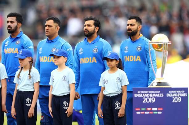 India vs New Zealand, World Cup 2019 Live Update: Match stopped due to rain