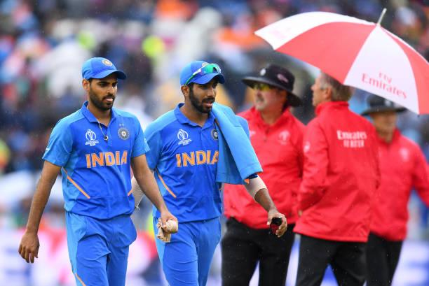 India vs New Zealand, World Cup 2019: Live Update - Play to resume tomorrow as rain fails to stop