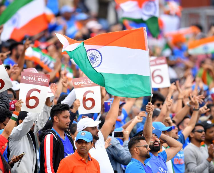 ICC World Cup 2019 : Two Indian cricket fans lost their lives while watching the first semifinal clash