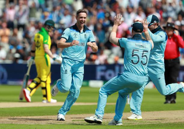 England bulldoze Australia in semi-finals to reach World Cup 2019 finals for the first time since 1992