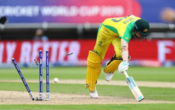 Australia vs England, 2nd semi-final: Australia all out for 223 after Steven Smith fifty