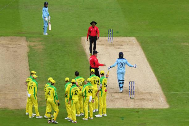 , World Cup 2019: Jason Roy argues with umpires after dismissal; could face action
