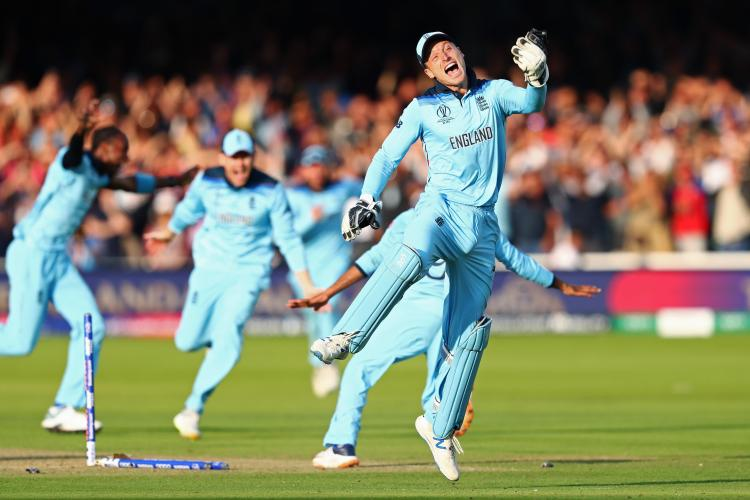 New Zealand vs England super-over highlights, World Cup 2019 final: Ben Stokes stands tall as hosts prevail
