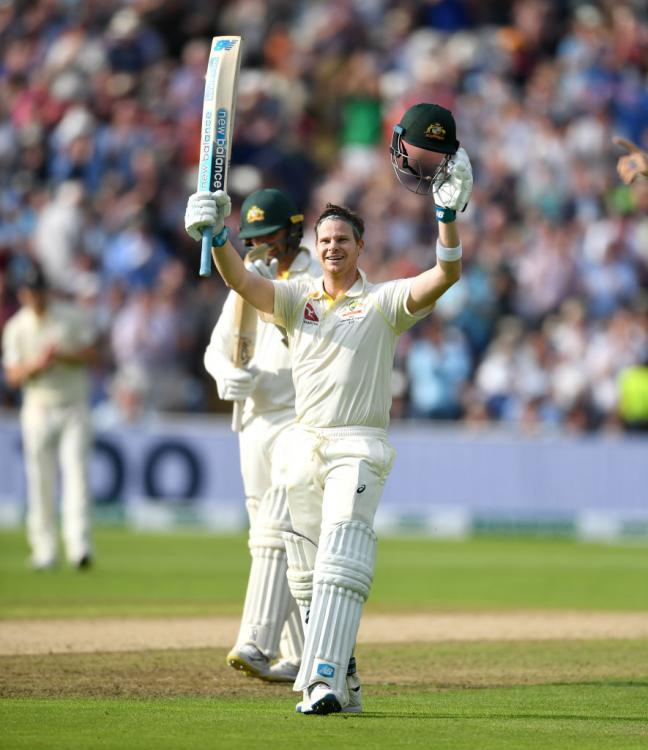 Australia's Steven Smith booed during first Ashes Test after he gets 100; Glenn McGrath finds it disappointing
