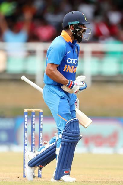 Virat Kohli becomes only player in history to score 20,000 international runs in one decade