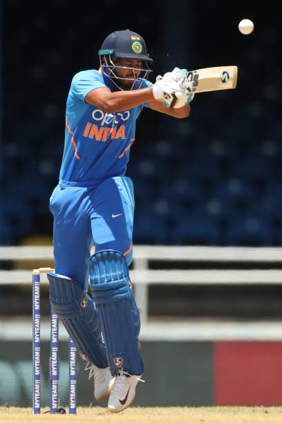 Shreyas Iyer: Love batting in pressure situations when the team is in trouble