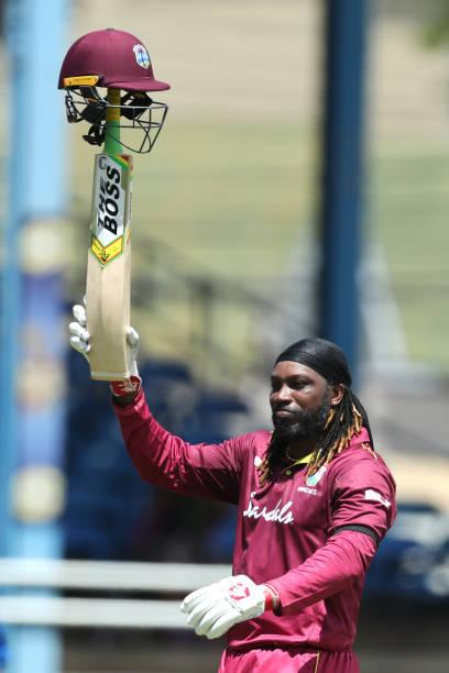 India vs West Indies 3rd ODI: Chris Gayle plays a blistering knock in possibly his last ODI; Twitter salutes