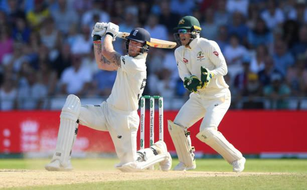 Ben Stokes: Hundred to save Ashes Test right up there with World Cup win