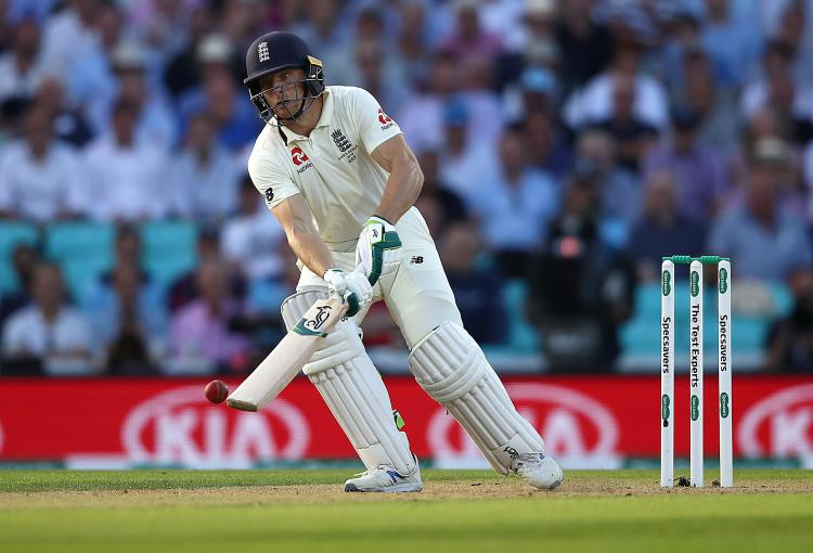 Ashes 2019: Jos Buttler rescues England innings after Mitchell Marsh picks 4 wickets