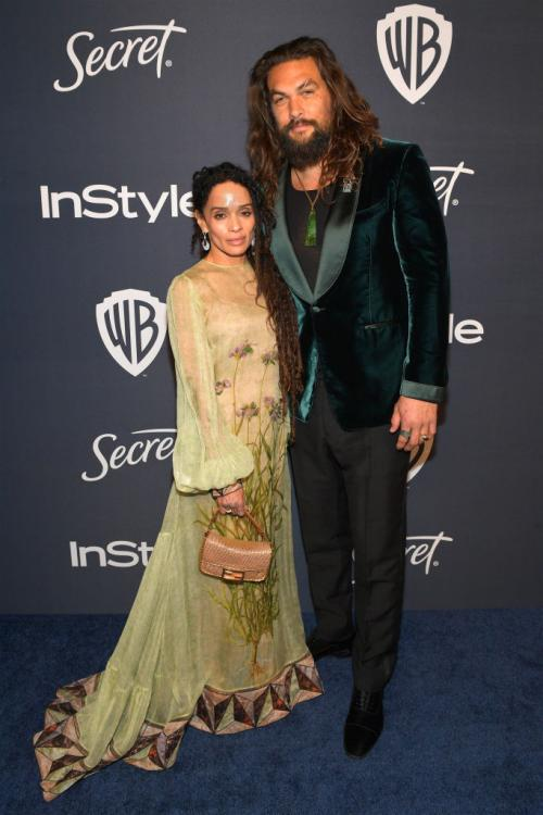 Golden Globes 2020: Twitterverse is completely impressed by Jason Momoa sitting in a tank top during the show
