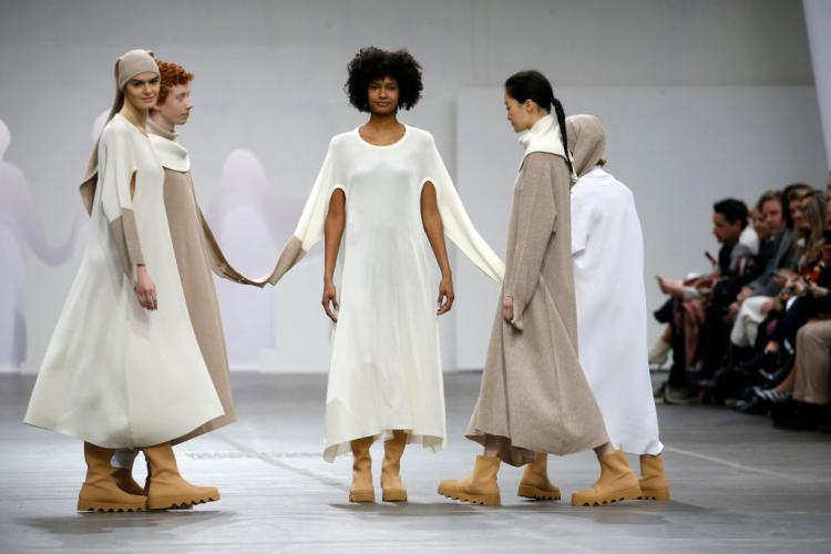 Paris and London'sMen's Fashion Week and Couture Fashion Week cancelled due to Covid 19 outbreak