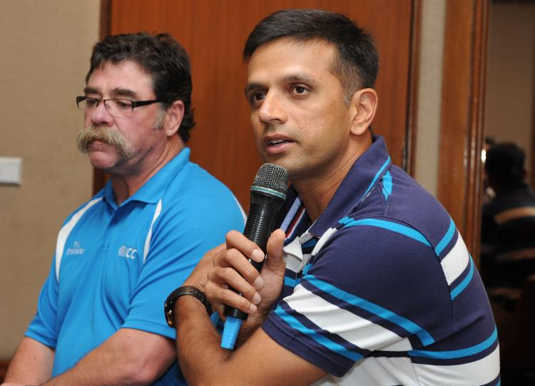 Age fraud problem: Rahul Dravid calls this issue 'erosion of culture'
