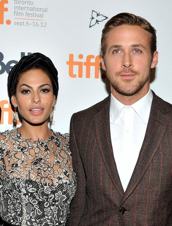 Eva Mendes,Ryan Gosling,Hollywood