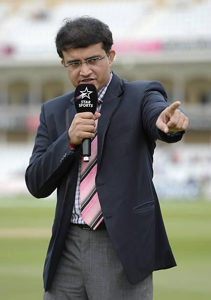 Sourav Ganguly questions ICC's decision to not use full covers despite rain in World Cup 2019 match