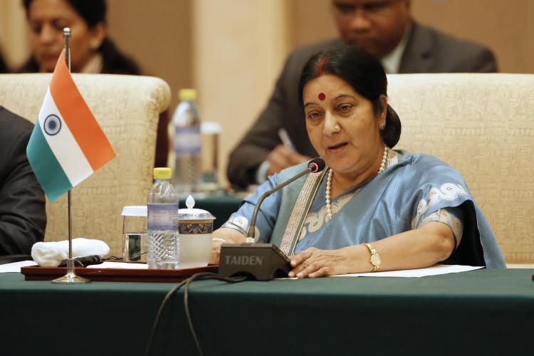 Sushma Swaraj Death News: The nation mourns untimely demise of the BJP stalwart