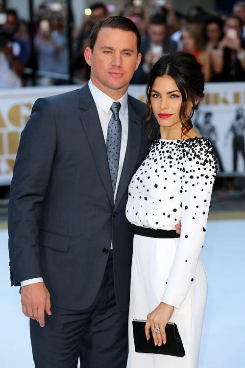 Pregnant Jenna Dewan confesses moving on from Channing Tatum was 'difficult': I didn't know life without Chan