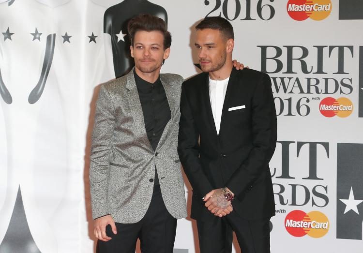 One Direction,Louis Tomlinson,Liam Payne,Hollywood