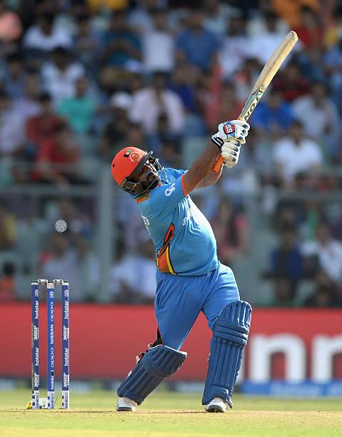 Afghanistan's Mohammad Shahzad breaks down after being ousted from the World Cup squad unfairly
