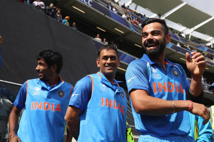 Mahendra Singh Dhoni overtakes Virat Kohli and Sachin Tendulkar in terms of popularity