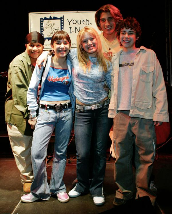 Hilary Duff,Hollywood,Lizzie McGuire,Ethan Craft