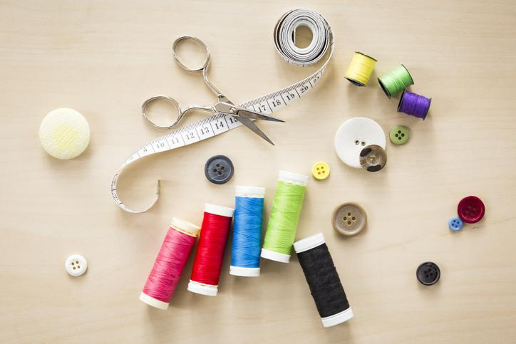 Sewing a button to folding a shirt right: BASIC fashion hacks to pick up while self isolating