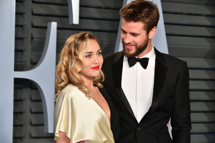 The couple revealed that they will be separating in a public statement which was released by Miley's representative.