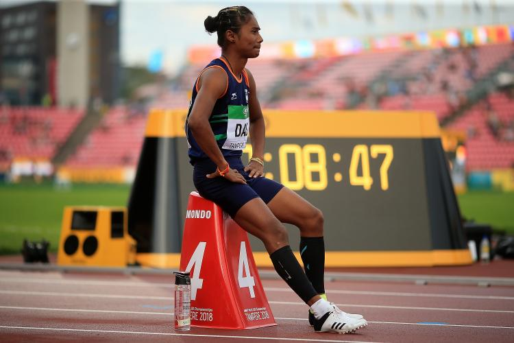 Athletics Federation of India name Hima Das in relay team for IAAF World Championships in Doha