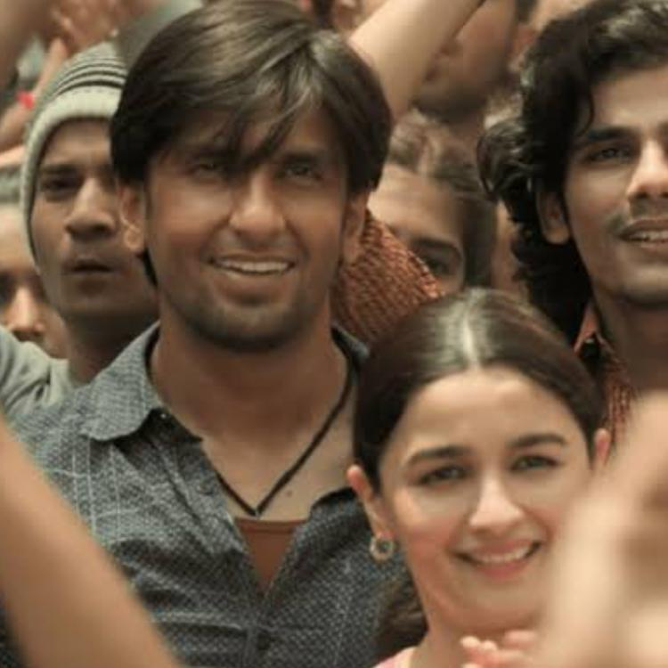 Gully Boy: Ranveer Singh and Alia Bhatt can't get enough of the song Apna Time Ayega; WATCH