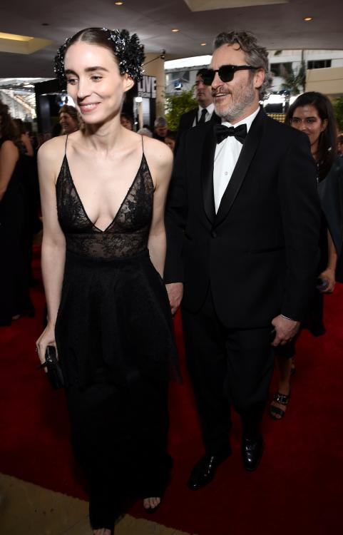 Golden Globes 2020: Joaquin Phoenix delivers expletive filled acceptance speech; tearfully thanks Rooney Mara
