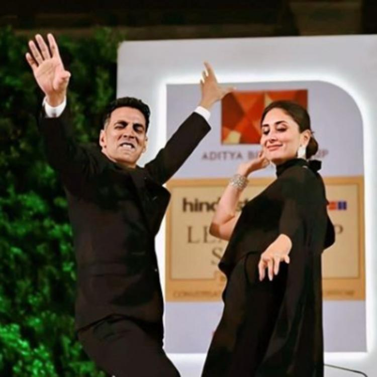 Good Newwz Song Laal Ghaghra Teaser: Akshay Kumar & Kareena Kapoor groove in a ghaghra leaving fans excited