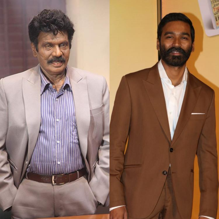 Goundamani to be the lead actor in Dhanush directorial Pa Paandi 2? Find Out