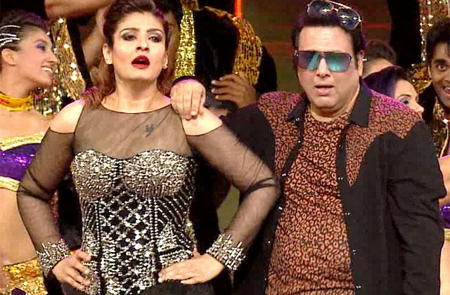 Zee cine awards 2017 govinda and raveena tandon with their photosraveena tandongovindazee cine awards 2017 thecheapjerseys Images