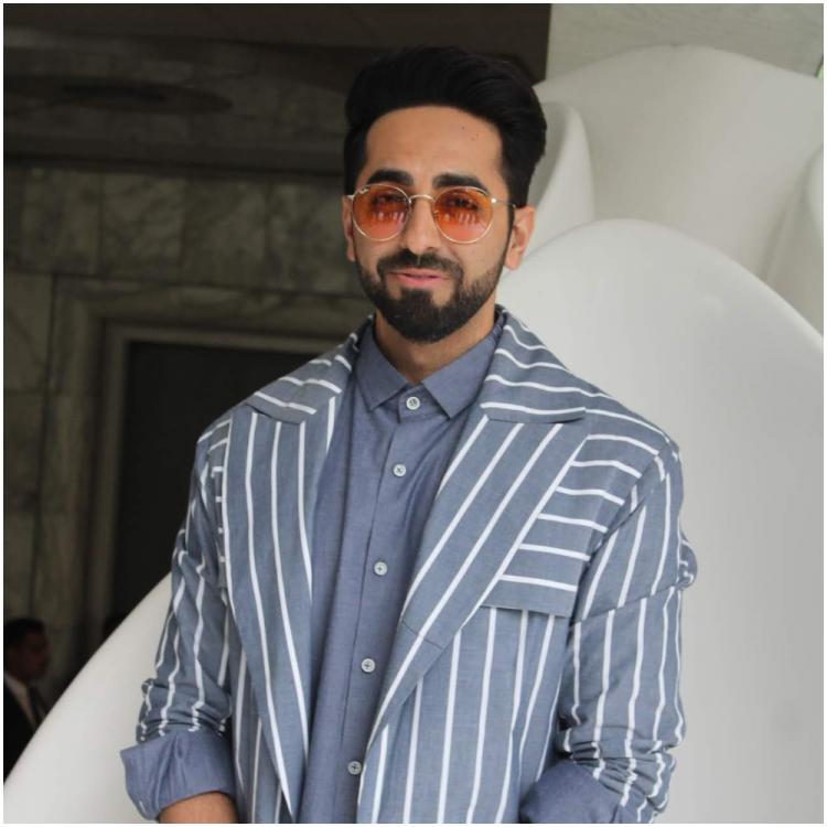 It's really a surreal moment for me: Ayushmann Khurrana on sharing screen space with Big B in Gulabo Sitabo