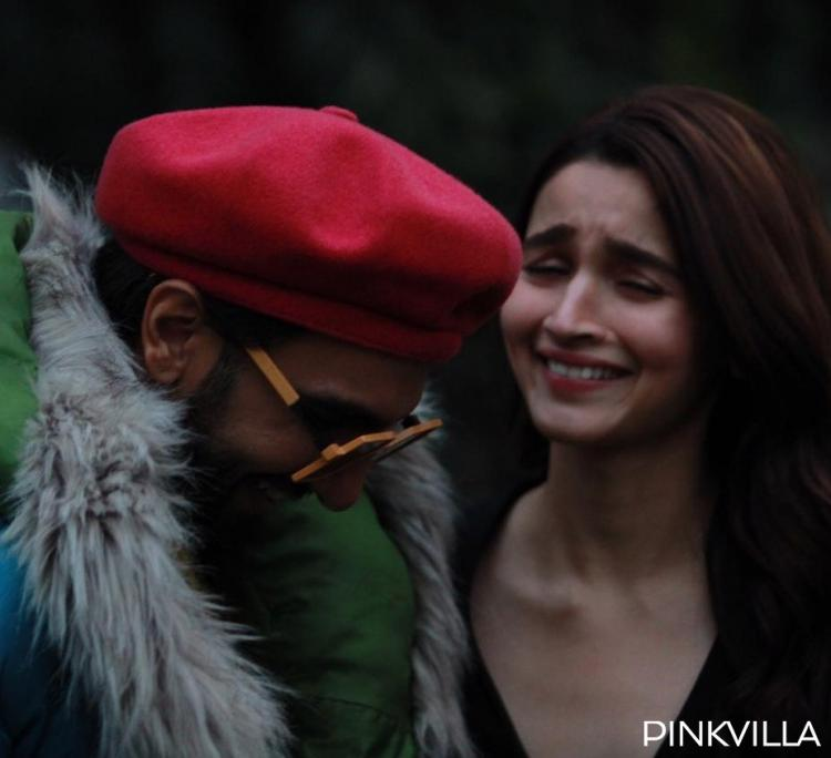 Ranveer Singh and Alia Bhatt promote Gully Boy in Delhi but Alia's funny expressions are the highlight