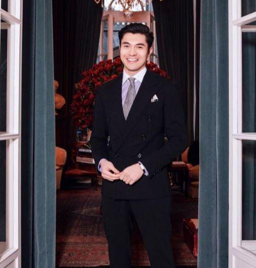 Henry Golding is going to be seen next in Guy Ritchie's The Gentleman