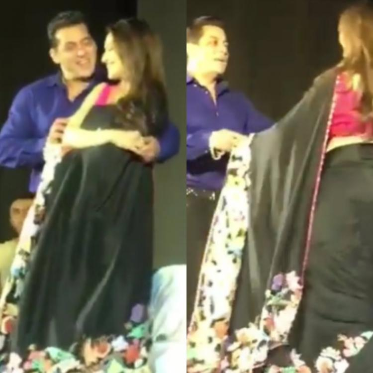 Salman Khan and Madhuri Dixit Nene's dance on Pehla Pyaar will make you want to go watch Hum Aapke Hain Koun