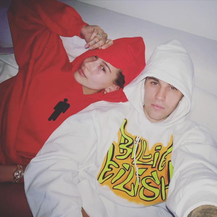 Justin Bieber and Hailey Baldwin are currently quarantining in their 9,000 square-foot estate in Ontario, Canada.