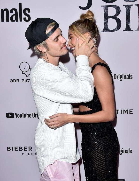 Hailey Baldwin also revealed that she and Justin Bieber waited to get married before moving in together.