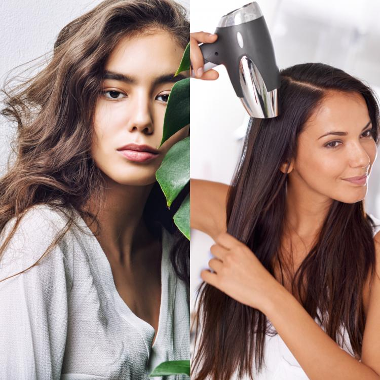 Air Dry vs Blow Dry: What is better for your hair health?