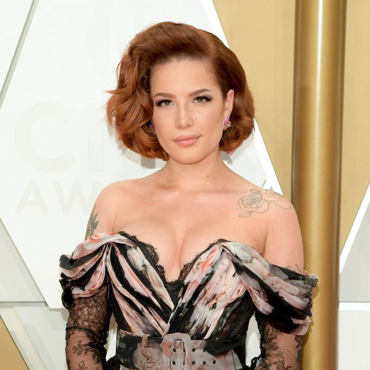 Halsey REACTS to the rumours of her being pregnant; Here's what she has to say