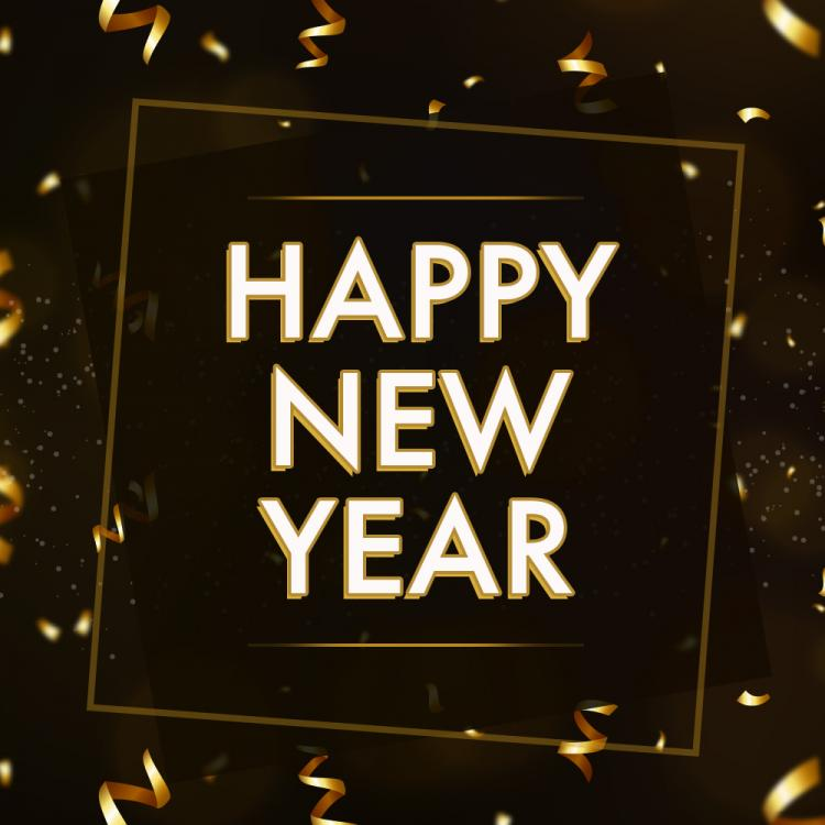 Happy New Year 2020 New Year Images Wallpapers Greeting Cards