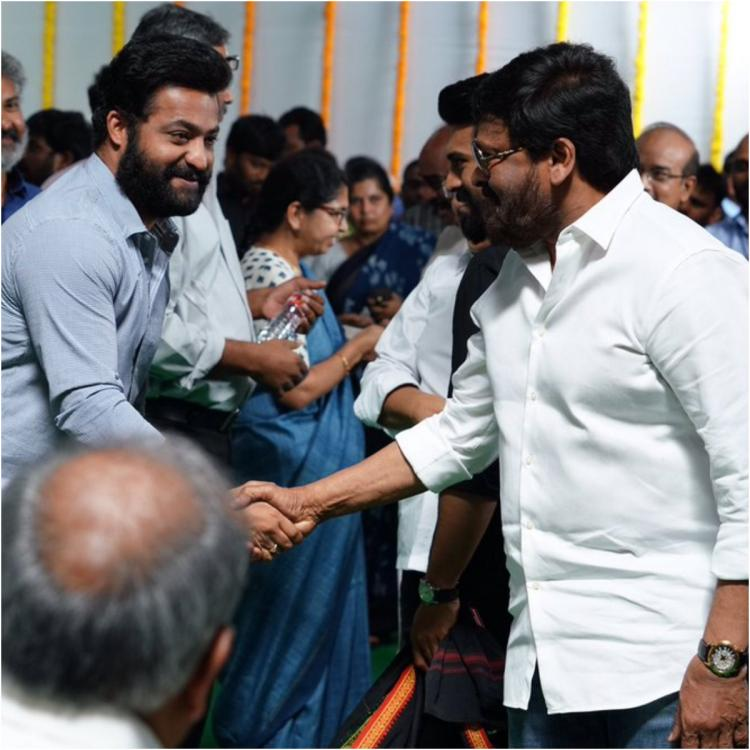 Happy Birthday Jr NTR: Chiranjeevi, Rakul Preet Singh, team RRR and others shower him with love and wishes