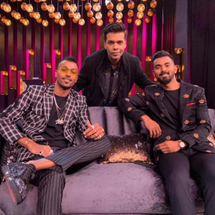 Hardik Pandya and KL Rahul suspended post Koffee With Karan controversy; read more
