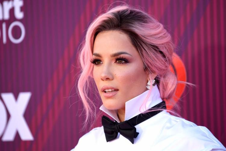 Halsey is no 'little lady' in her new single titled Nightmare