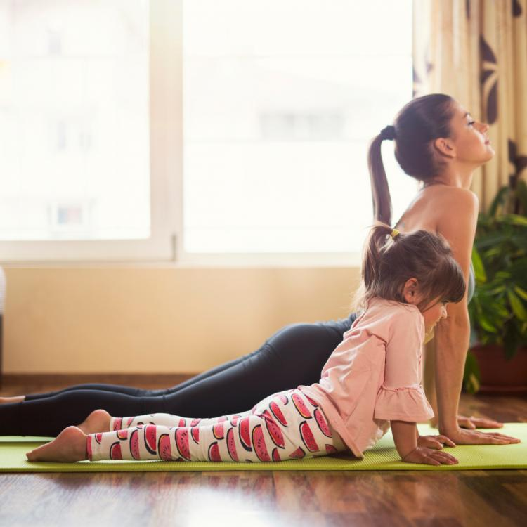 Have your kids become lazy? Here are 6 fun exercises to keep them moving
