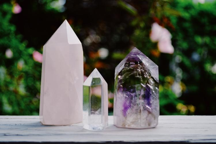 Healing Crystals: What they are, do they actually work and
